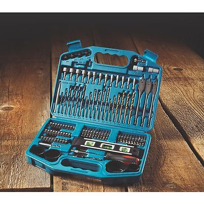 Makita p-67832 Drill Bit Set metric Screwdriver 101 Piece Professional Set DIY