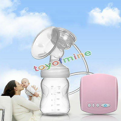 Electric Breast Pump Advanced Breastpump Baby Infant Bottle Feeding With USB