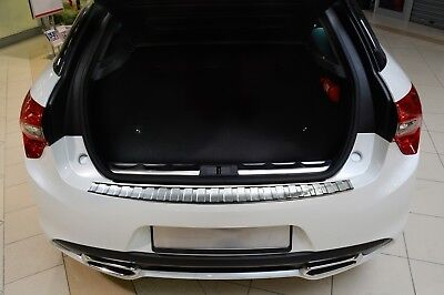 Stainless Steel Boot Edge Protector for Citroen DS5 from yr 2015