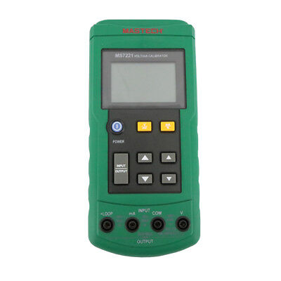 MASTECH MS7221 VOLT/mA Calibrator Measurement Tool With High Accuracy Display