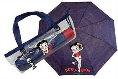 GA 246 - Betty Boop ombrello jeans mini