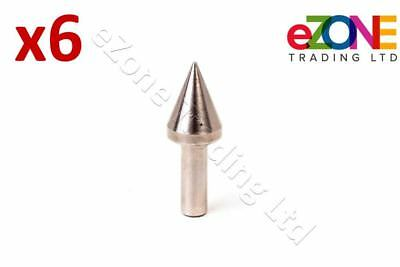 6 Stainless Steel Spike for ARCHWAY & GURDEN Kebab Machines Spits Pole
