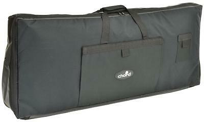 Chord 127.222UK 5 Octave Strong Slim Portable KB45 Micro Keyboard Bag - Black