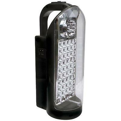 Infapower F019 60 LED Emergency Rechargeable Dual Function Lantern ABS Housing