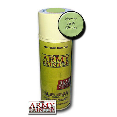 The Army Painter - Color primer Necrotic flesh - 400ml