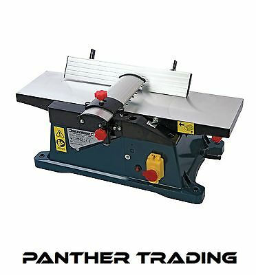 Silverline Table Planer With Powerful 1800W Motor Bench Planer Woodwork - 344944