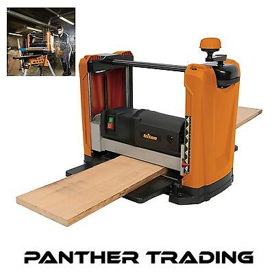 Triton Planer Thicknesser 317mm Woodworking Workshop Professional Tool - 583534