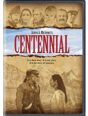 Centennial: The Complete Series [6 Discs] (2013, DVD NIEUW)6 DISC SET
