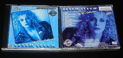 The Runaways Singer Cherie Currie The 80's Collection CD 15 songs