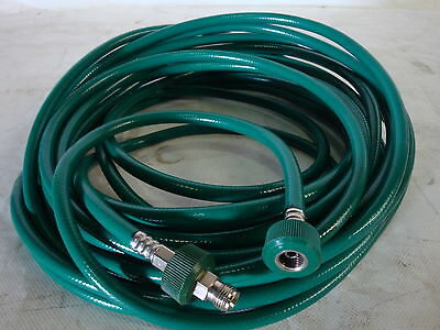 Medical Oxygen Hose with DISS Connections 50'