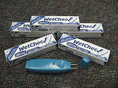 Drieaz Wetchec Moisture Detector, Set of 5