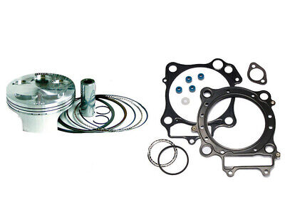 KTM450 EXC-F PISTON & TOP END GASKET REBUILD KIT 2007 to 2011 EXCF