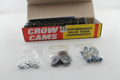 Crow Cams Dual Valve Spring Kit Suit Holden Ls1 Ls2 Ls7 - V8 Commodore Vtii - Vf