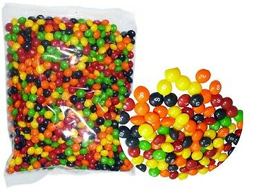 Bulk Lollies 1 kg x Skittles Party Favour Sweets Chocolates Candy