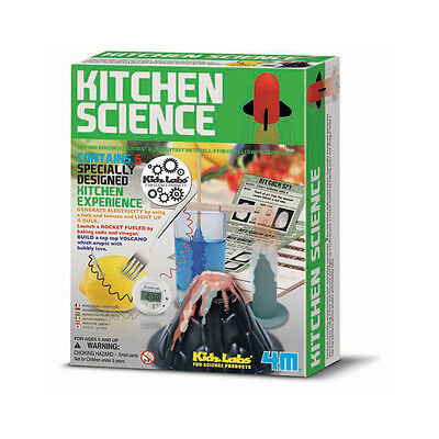 4M Kitchen Science Experiment Toy Kit