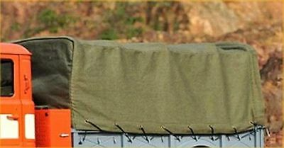 Cross RC-97400189 1/10 GC4 Military RC Truck Tarpaulin Cover T7