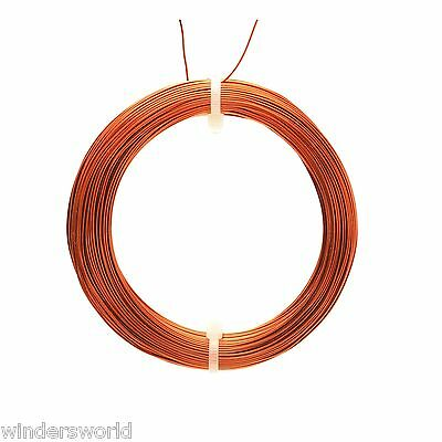 0.80mm ENAMELLED COPPER WIRE - COIL WIRE, HIGH TEMPERATURE MAGNET WIRE - 50g