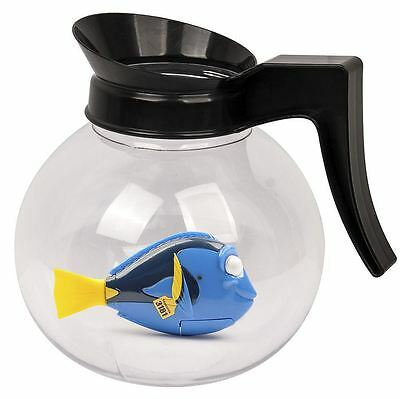Disney Finding Dory Coffee Pot Bowl Playset Water Activated Robo Fish Toy