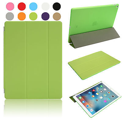Funda Smart Cover + Case + Protector Tablet Apple Ipad Mini 1 2 3 - Verde