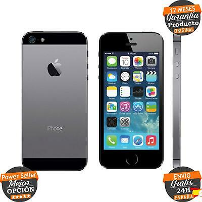 Movil Apple iPhone 5S A1457 16 GB Gris Titanio Usado | C