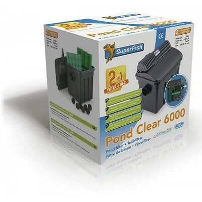 SF PONDCLEAR 6000 UVC-7W Superfish