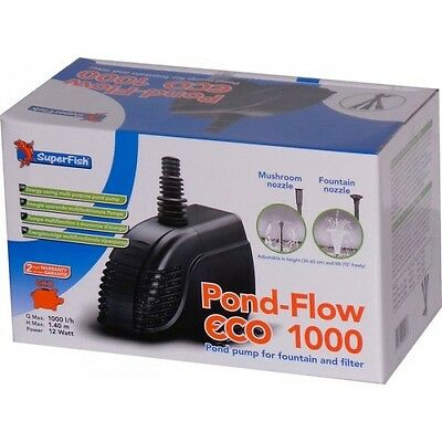 SF POND FLOW ECO 1000 Superfish • EUR 37,52