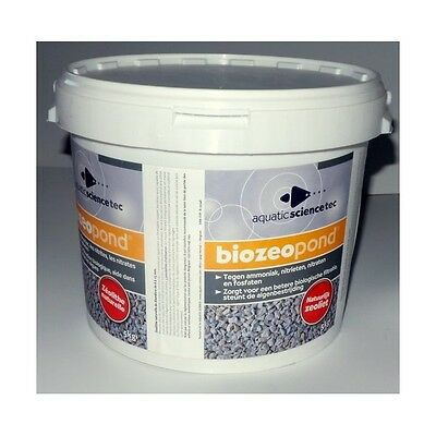 BioZeoPond  5 Kg  Aquatic science