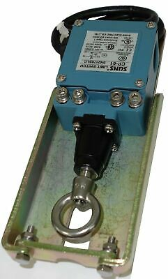 SUNS CP-61 (5-Wire) Anti-Two Block A2B Crane Cable Pull Safety Switch 1NO 1NC