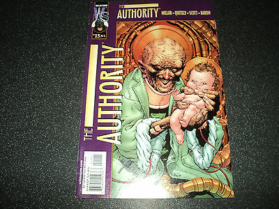 The Authority Issue 15