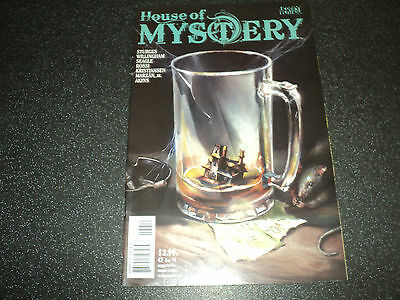 House of Mystery Issue 42