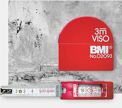 New Bmi Viso 3-In-1 Pocket Tape And Viso 3-In-1 Metric Pocket Tape - 3 Modes
