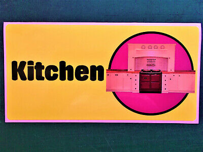 Self-adhesive signage for Dementia Alzheimers Partially Sighted - KITCHEN 171-04