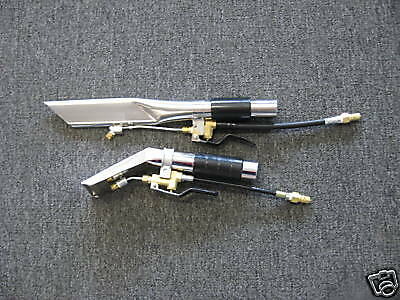 "4"" Upholstery Tool & 18"" Ext. Spray Crevice Tool Combo"