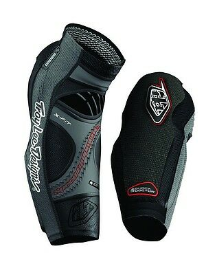 Troy Lee Designs/Shock Doctor Elbow Forearm Guards Motocross Body Armour MX