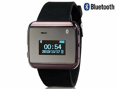 Bluetooth Orologio Smartwatch  U Watch Per Iphone Samsung Htc Smartphone Ecc