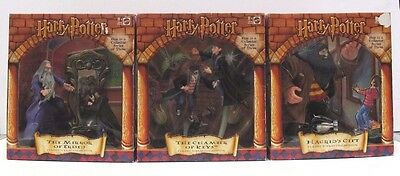 Complete Harry Potter Classic Scenes Collection 50254 50255 50256
