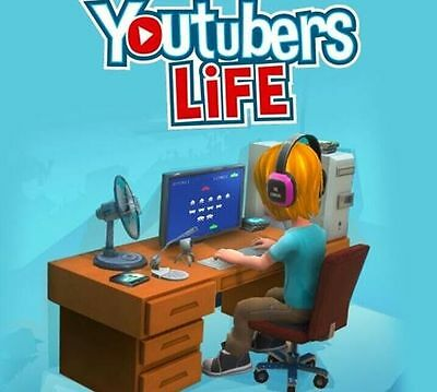 Youtubers Life Digital Download [Steam] [PC] [FR/EU/US/AU/MULTI]