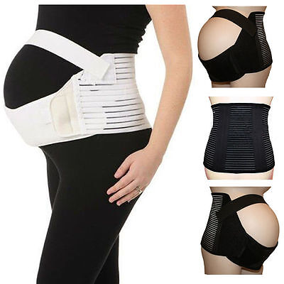 New Maternity Belt / Back Waist & Abdomen Support Belly Band For Pregnant Women