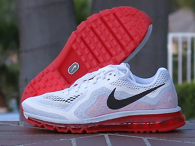 2014 Nike Air Max 90 Grey Pink Camo White Running Shoes Size 6Y (345017 300)