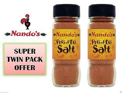 Nando's Peri-Peri Salt / Sprinkle - Medium Chilli (Pack of 2)