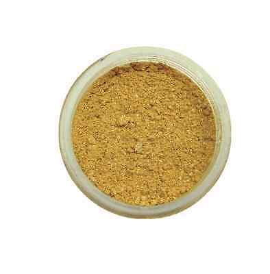 PME 2g CHAMPAGNE GOLD Edible Food Powder Dust Lustre Cake Colouring Sugarcraft