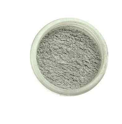 PME 2g SILVER SEQUIN Edible Food Powder Dust Lustre Cake Colouring Sugarcraft