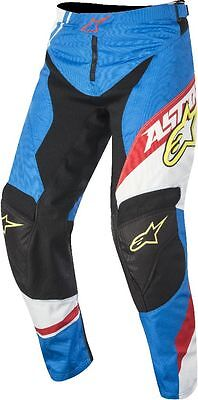 Pantalone moto cross enduro uomo Alpinestars Racer Supermatic 732