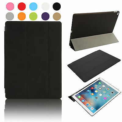 Funda Smart Cover + Case Tablet Apple Ipad 6 Ipad Air 2 - Negro