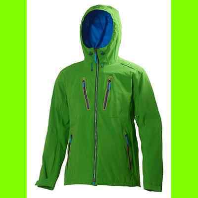 Giacca Helly Hansen Odin H2 Flow Jacket- Apple Green