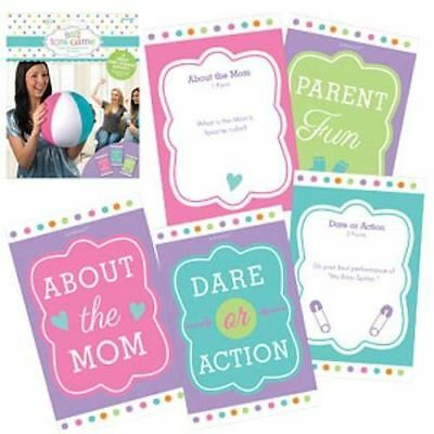 Amscan Baby Shower Toss The Ball Game Unisex Neutral Party Supplies