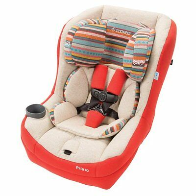 Maxi-Cosi Pria 70 Air Convertible Car Seat in Bohemian Red - Brand New!