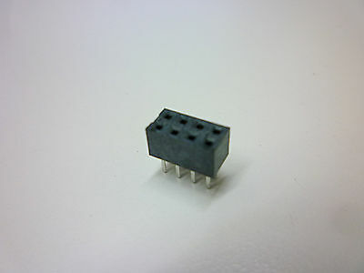 79107-7003 MOLEX 8 Position Receptacle Connector(2.00mm) Through Hole 190 PCS