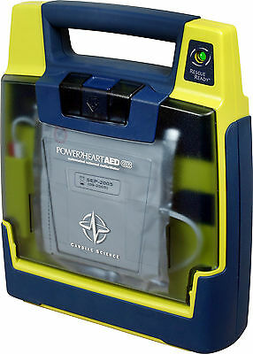 Cardiac Science Powerheart AED G3 Plus (Automatic)