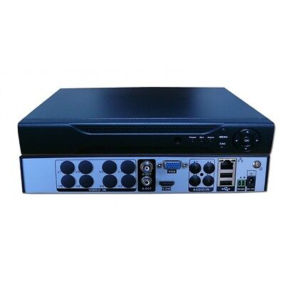 NVR (Network Video Recorder)  ad 8 canali 1080p o 720p